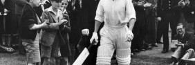 Sir Donald bradman in 1938