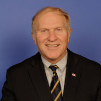Chairman Foreign Affairs sub committee on Middle East and South Asia, Rep Steve Chabot (R-Ohio)