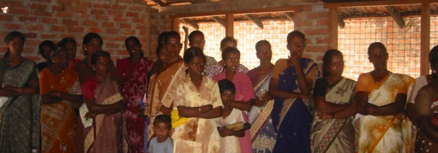 Women accessing legal AID in Vavunativu