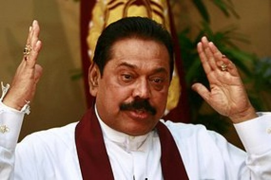 "President Rajapakse: ""One can argue that those who advise the Executive to violate legal principles are also guilty of these breaches of national and international norms and without such authority the Executive probably would not go that far"""