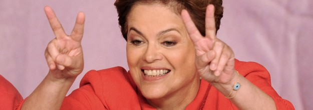 I am struck by the fact that what I consider to be an exemplary progressive democracy, Brazil, headed by Dilma Rousseff, who was herself an guerrilla and a political prisoner, tortured by the military junta, has only now, some weeks ago, instituted a commission of inquiry into the conduct of the military junta from 1964 to 1988. Photo shows Dilma Rousseff.