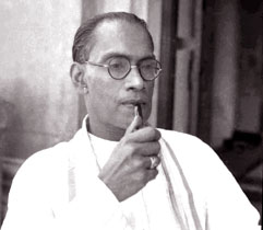 """""""At the 1956 General Elections S W R D Bandaranaike (SLFP) won a sweeping victory. It is known that his election slogan """"Sinhala ONLY"""" which meant Sinhala only as the National Language won him this victory. My parents who knew him well asked ;""""why did you say this?"""" His reply was,""""I never thought I would win!"""""""""""