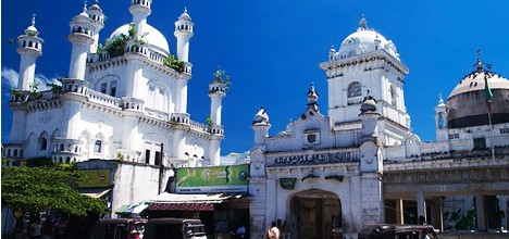 Dewatagaha Mosque in Colombo