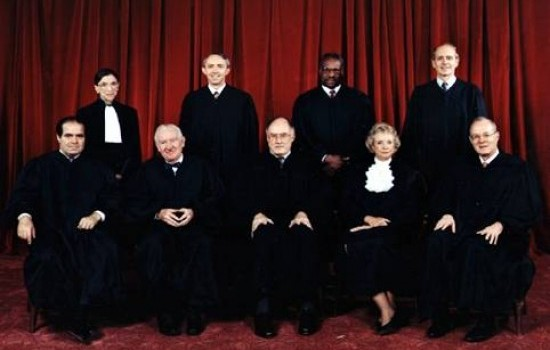 us-suprememe-court-members