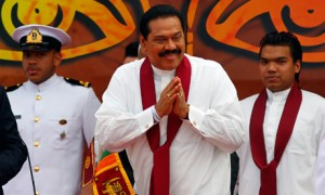 A section of the Rajapaksa cabal