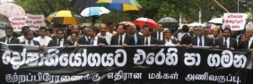 Lawyers accuse the government of bullying tactics