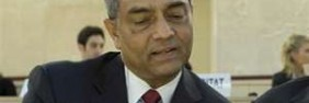 Shameless: The new Chief Justice Mohan Peiris