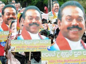 Here a Rajapaksa, there a Rajapaksa, everywhere a Rajapaksa