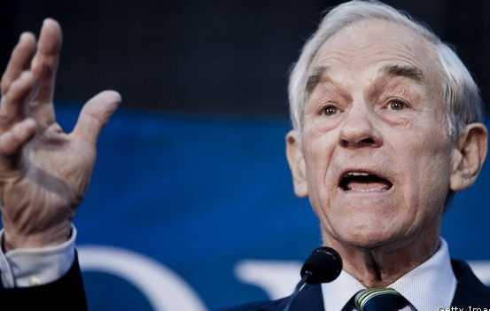 Former Republican Presidential Candidate, Ron Paul