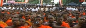 Bodu Bala Sena rally in Kandy in March 2013